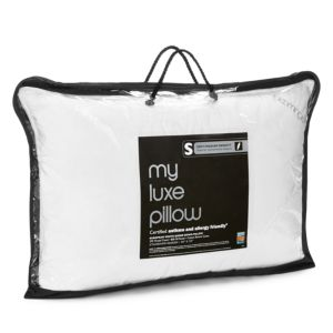 Bloomingdale's My Luxe Asthma & Allergy Friendly Soft/Medium Pillow, Standard/Queen - 100% Exclusive