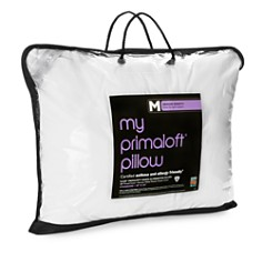 Bloomingdale's My Primaloft Asthma & Allergy Friendly Medium Density Down Alternative Pillows - 100% Exclusive_0