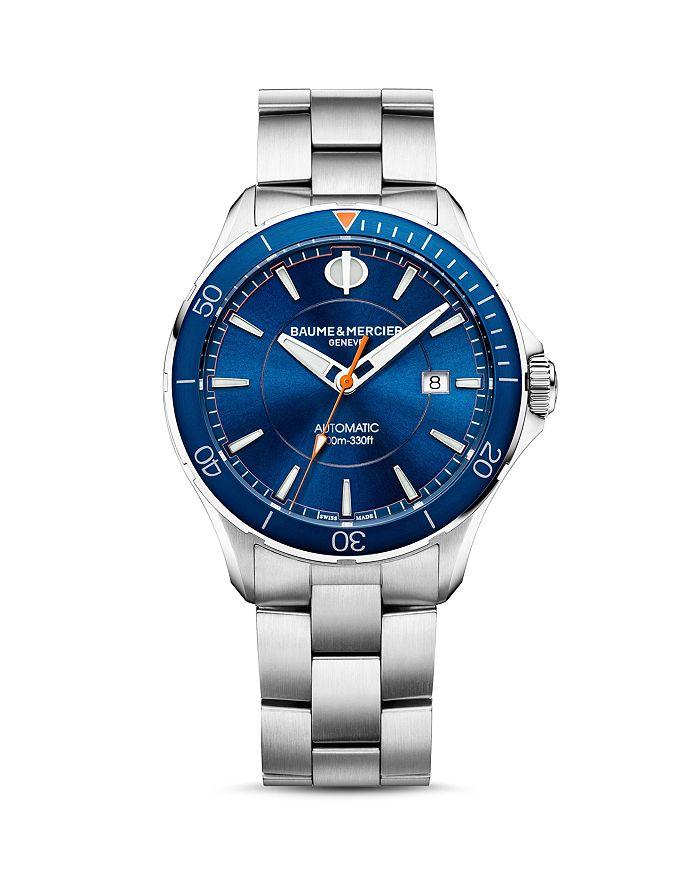 Baume & Mercier - Clifton Watch, 42mm