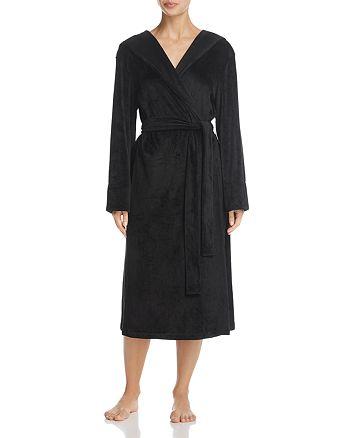 DKNY - Long Sleeve Hooded Robe