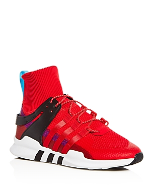 Adidas Men's Equipment Support Adv Winter Knit High Top Sneakers