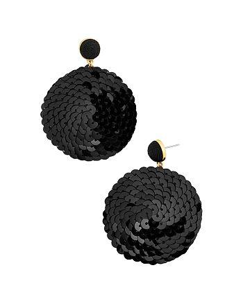 BAUBLEBAR - Queenie Sequin Earrings