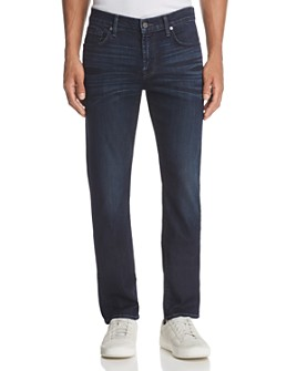 7 For All Mankind - AirWeft Slimmy Slim Fit Jeans in Perennial
