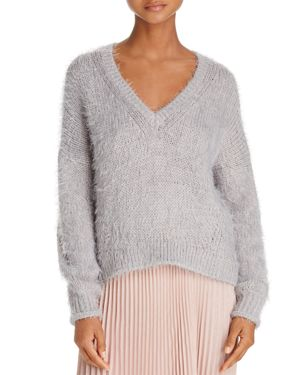 Beltaine V-Neck Fuzzy Sweater - 100% Exclusive