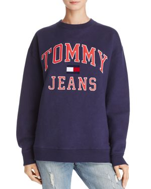 Tommy Jeans Patch Sweatshirt 2709813