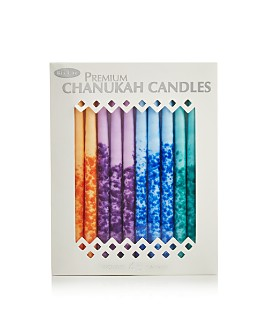 Rite Lite - Premium Chanukah Candles, Multicolor