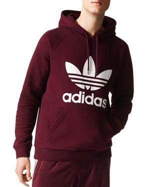 adidas Originals Trefoil Hooded Sweatshirt