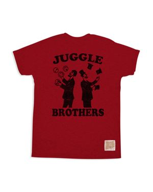Retro Brand Boys' Greatest Showman Juggle Brothers Tee, Big Kid - 100% Exclusive