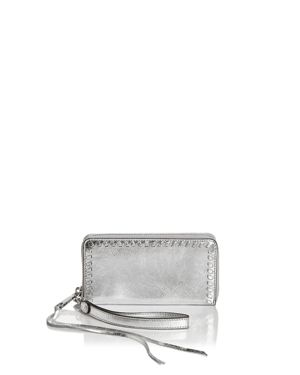Rebecca Minkoff Vanity Leather Phone Wallet 2730622