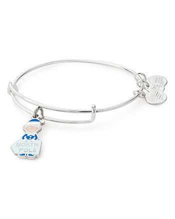 Alex and Ani - Elf Expandable Wire Bangle