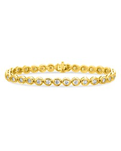 Gumuchian - 18K Yellow Gold Diamond Oasis Bracelet
