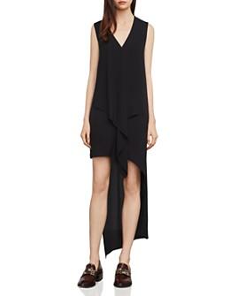 BCBGMAXAZRIA - Tara Cascade Essential Ruffle Dress