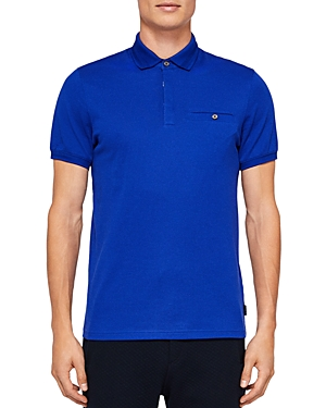 Ted Baker Witney Regular Fit Textured Polo