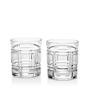 Ralph Lauren Greenwich Double Old Fashioned, Set of 2
