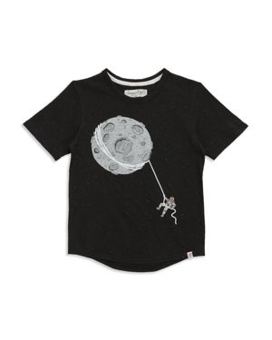 Sovereign Code Boys' Moon & Astronaut Graphic Tee - Big Kid