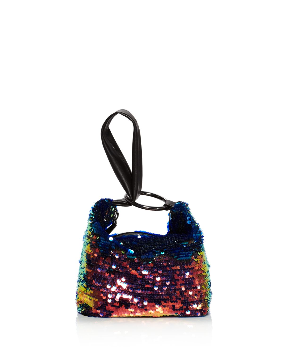 Inner Circle Sequin Mini Bag by Nasty Gal
