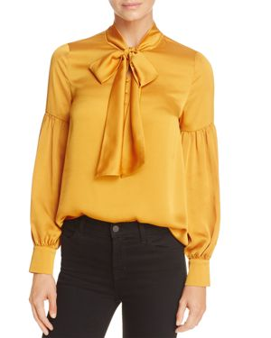 Lost and Wonder La La Scarf-Tie Top