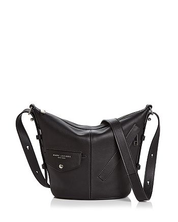 26cc61d8ff9b90 MARC JACOBS The Mini Sling Leather Crossbody | Bloomingdale's