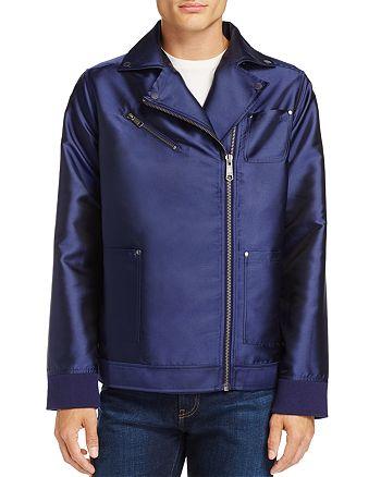 0a9006105efb FENTY Puma x Rihanna PUMA Fenty Oversized Satin Biker Jacket ...