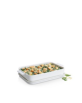 """Villeroy & Boch - Clever Cooking 11.75"""" Rectangular Baking Dish with Lid"""