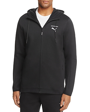 Puma Evo Core Zip Hooded Track Jacket