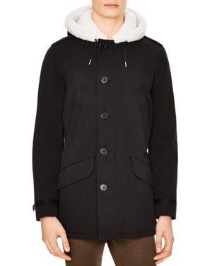 Sandro Canada Coat