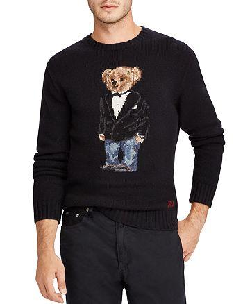 3815368b2d857 Polo Ralph Lauren - Polo Bear Crewneck Sweater