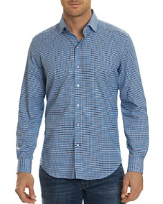 Robert Graham Balder Gingham Button-Down Shirt - 100% Exclusive - Bloomingdale's_0