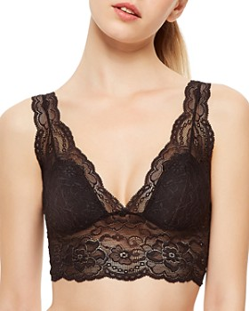90f151491d0f5 Passionata By Chantelle - Lulu Wireless Padded Lace Bralette ...