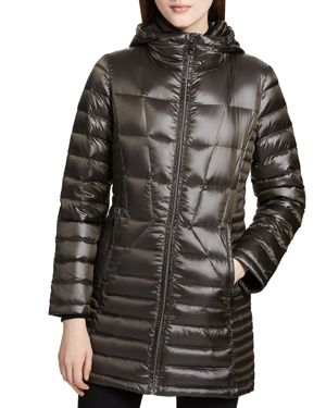Calvin Klein Packable Down Coat