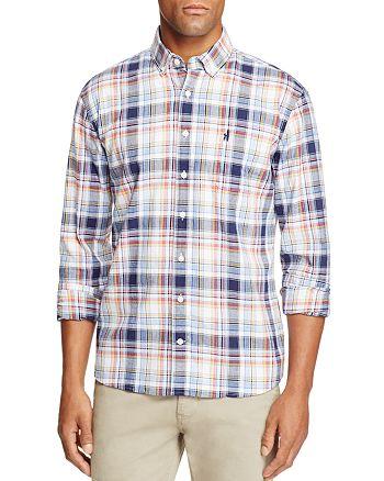 Johnnie-O - Ogden Plaid Long Sleeve Button-Down Shirt