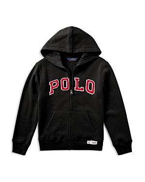 Ralph Lauren Childrenswear Boys' Polo Zip-Up Hoodie - Big Kid