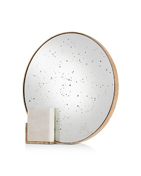 "Arteriors - Irene Table Mirror, 18"" x 18"""