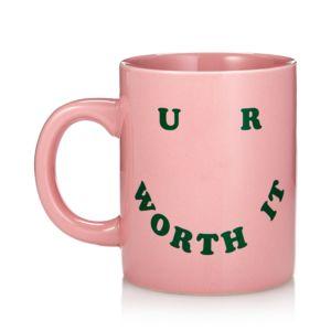 Ban. do U R Worth It Mug