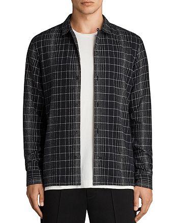 ALLSAINTS - Alverstone Slim Fit Button-Down Shirt