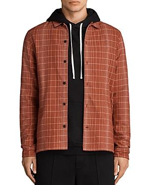 Allsaints Alverstone Slim Fit Button-Down Shirt