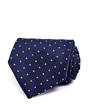 Turnbull & Asser Multi Dot Classic Tie