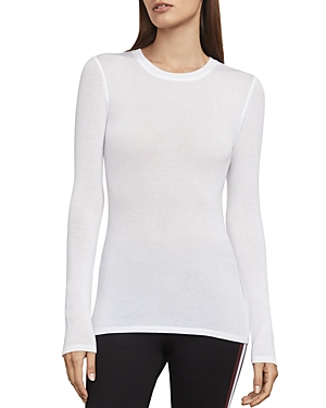 Bcbgmaxazria Agda Long Sleeve Crewneck Sweater