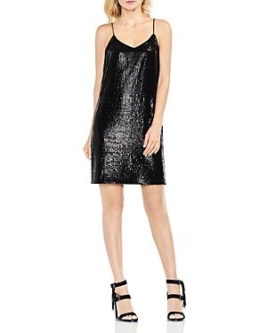 Vince Camuto Sequin Slip Dress
