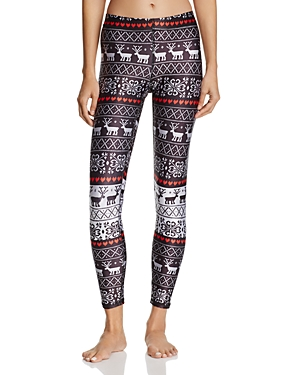 Terez Holiday Party Leggings