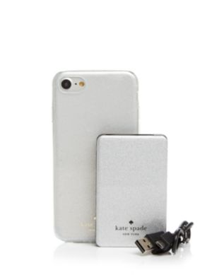 kate spade new york iPhone 8 Case & Charger Set 2764481