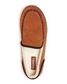Sorel - Men's Dude Moc Suede Slippers