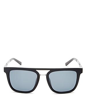 Salvatore Ferragamo Square Sunglasses, 53mm