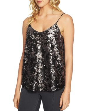 1.state Sequined Camisole