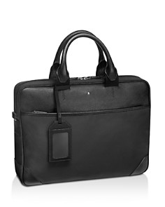 Montblanc Satorial Jet Document Case Slim Briefcase - Bloomingdale's_0