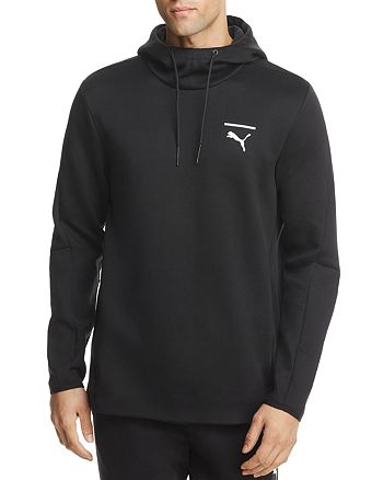 PUMA - evoKNIT Core Funnel-Neck Sweatshirt