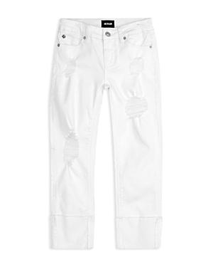 Hudson Girls Jessa Cropped Skinny Jeans  Big Kid