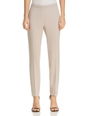 Elie Tahari Marcia Straight Pants - 100% Exclusive