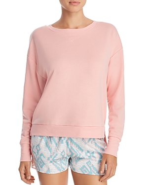 Honeydew Brushed French Terry Sweatshirt