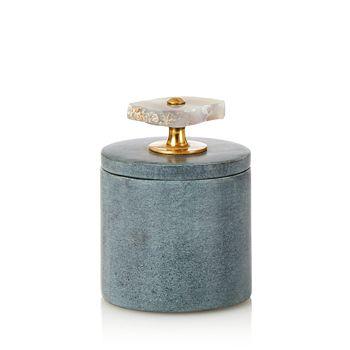 Sparrow & Wren x Kassatex - Small Soapstone Jar - 100% Exclusive